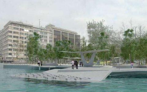 Ανάπλαση της Πλατείας Ελευθερίας Θεσσαλονίκης