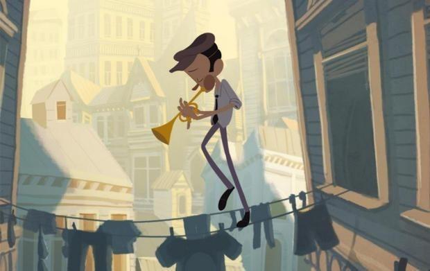 Fallin' Floyd, ένα υπέροχο animation για την ερωτική απογοήτευση