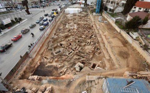 Θεσσαλονίκη: μια πόλη κάτω από την πόλη