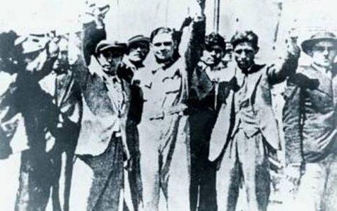 Η Πρωτομαγιά του 36 στη Θεσσαλονίκη