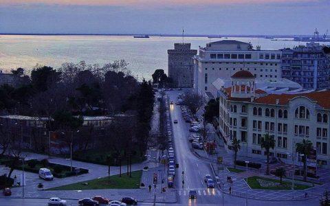 Δωρεάν wi-fi σε 20 σημεία της Θεσσαλονίκης