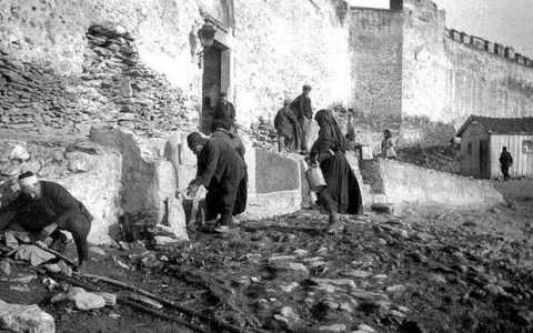Μια ιστορική βόλτα κατά μήκος των τειχών της Θεσσαλονίκης