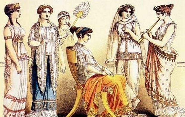 Oι Ελληνίδες μαθηματικοί της αρχαιότητας