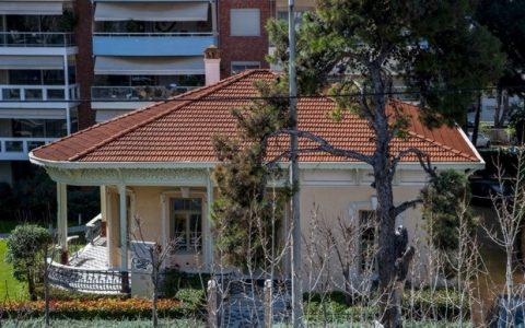 Διατηρητέο κτίριο, Β. Όλγας 212, στη Θεσσαλονίκη