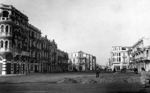 Πλατεία Αγίας Σοφίας, 360 μοίρες στην ιστορία