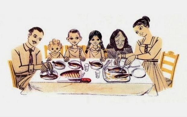 11 γνωρίσματα της ελληνικής οικογένειας
