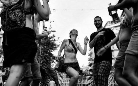 Dialog, Τούρκοι φοιτητές παρουσιάζουν φωτογραφικά τη Θεσσαλονίκη
