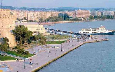 20 οι περιοχές της Θεσσαλονίκης με δωρεάν wi-fi