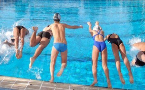Όλα τα κολυμβητήρια της Θεσσαλονίκης