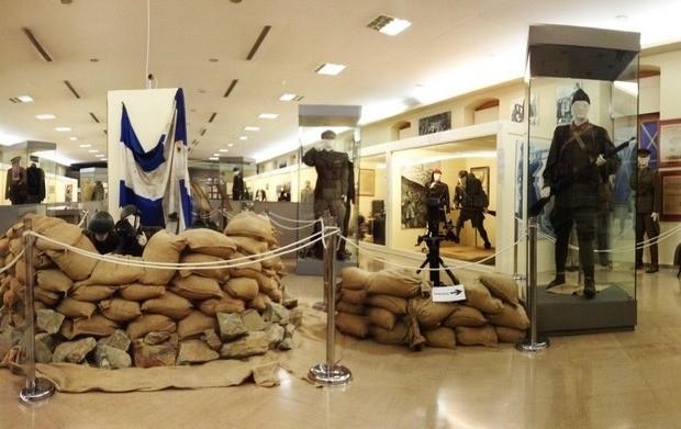 Πολεμικό μουσείο Θεσσαλονίκης