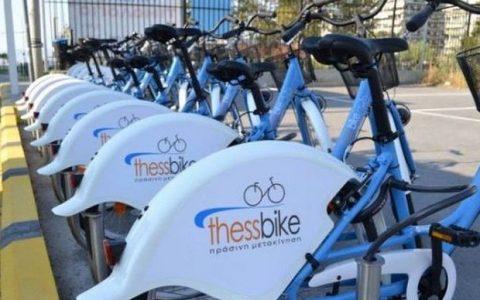 Λαϊκή Ποδηλατοδρομία στο κέντρο της πόλης και στην Καλαμαριά