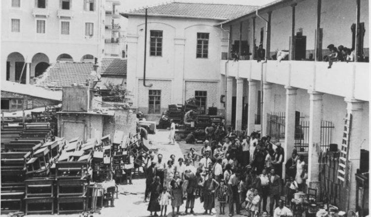 Εβραϊκός συνοικισμός Κάμπελ της Θεσσαλονίκης και ο εμπρησμός του