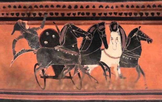 Αρχαία ελληνικά αγγεία ζωντανεύουν σε κινούμενα σχέδια