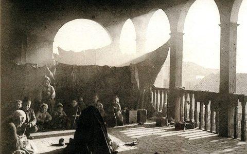 Τζαμιά της παλιάς Θεσσαλονίκης