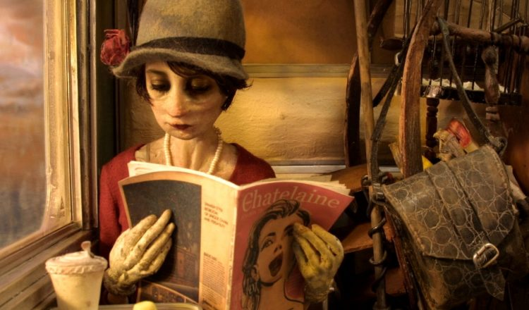 Madame Tutli Putli, βραβευμένο animation