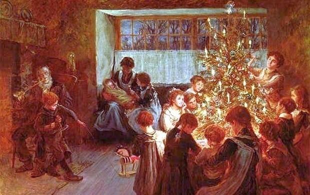 Θέλω πίσω εκείνα τα Χριστούγεννα!