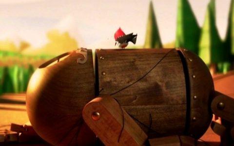 Colosse, a wood tale, ένα βραβευμένο animation