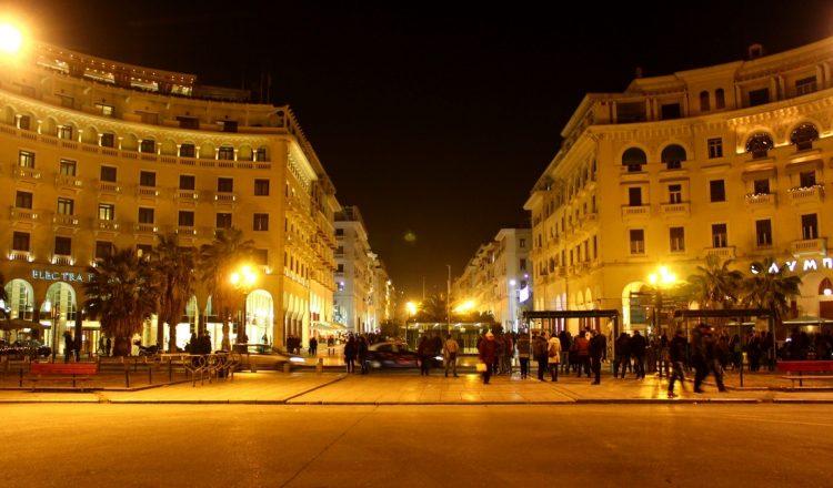 Πλατεία Αριστοτέλους, η πιο γνωστή πλατεία της Θεσσαλονίκης