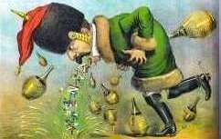 Οι ελληνογερμανικές σχέσεις στις γελοιογραφίες του 19ου αιώνα