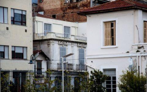 Το πιο στενό διατηρητέο κτίριο της Θεσσαλονίκης!