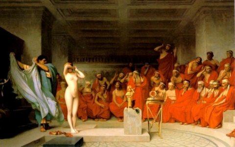 """Οι """"βρισιές"""" των Αρχαίων Ελλήνων"""
