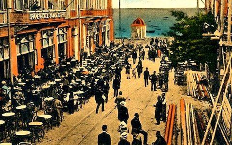 Παλιά Θεσσαλονίκη, η Αγορά