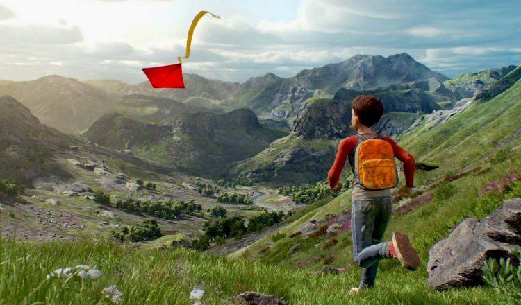 Το αγόρι με τον χαρταετό, ένα animation για την ελευθερία