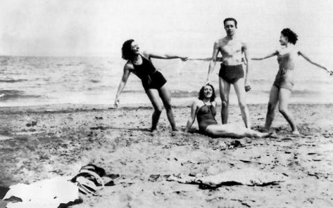 Όταν ο Αλμπέρ Καμί ονειρευόταν μια άλλη ζωή στο Σίγρι της Λέσβου