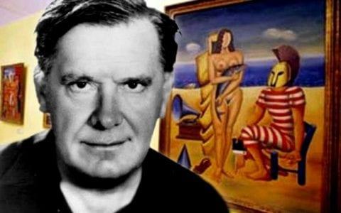 Ο ποιητής Νίκος Εγγονόπουλος μέσα από το βλέμμα των γυναικών που αγάπησε
