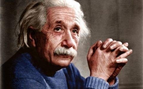 Το νόημα της ζωής, η σοφία του Albert Einstein