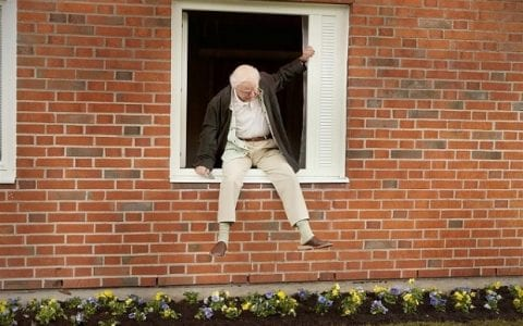 The 100-Year-Old Man Who Climbed Out the Window and Disappeared, κριτική ταινίας