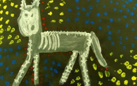 Πως να ερμηνεύσετε τα παιδικά σχέδια ζώων