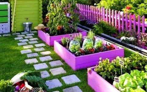 Ιδέες για παρτέρια κήπου