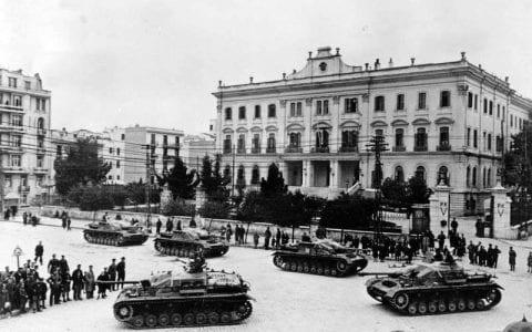 1941, το πρώτο σαμποτάζ στην υπό γερμανική κατοχή Ευρώπη από τους κατοίκους της Θεσσαλονίκης