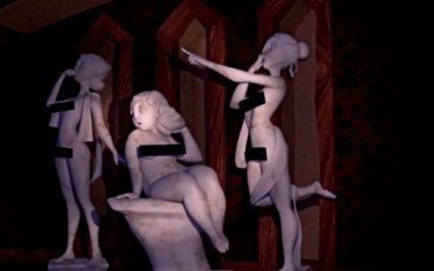 None of that, ταινία μικρού μήκους για την λογοκρισία στην τέχνη