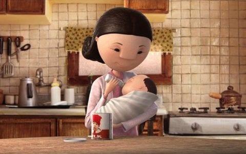 Mom, ένα εξαιρετικό animation για τη μητέρα