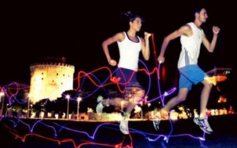 4ος Διεθνής Νυχτερινός Ημιμαραθώνιος Θεσσαλονίκης 2015