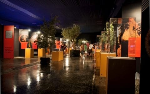 Εφευρέσεις αρχαίων Ελλήνων και Μαγεμένες, το θεματικό πάρκο
