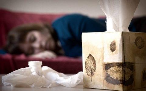 Γρίπη ή κρυολόγημα; Μάθε να τα ξεχωρίζεις