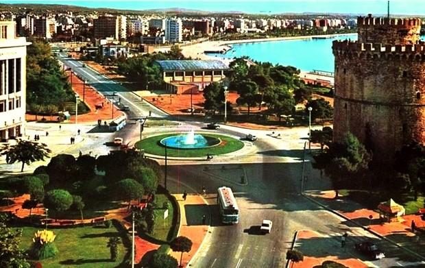 Τα Μπλε λεωφορεία της Θεσσαλονίκης