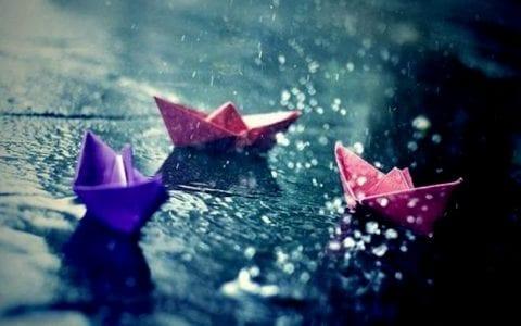 Η βροχή της ζωής μας, από τον Βαλάντη Γαούτση