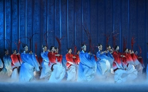Κομφούκιος, China National Opera and Dance Drama Theater