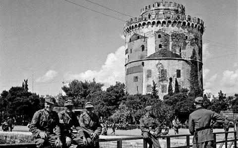 Κατοχή, Θεσσαλονίκη 1941-44, ένα σπάνιο φωτογραφικό υλικό