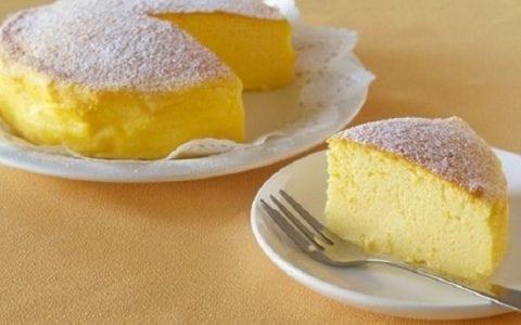 Απίθανο cheesecake με μόνο 3 υλικά!
