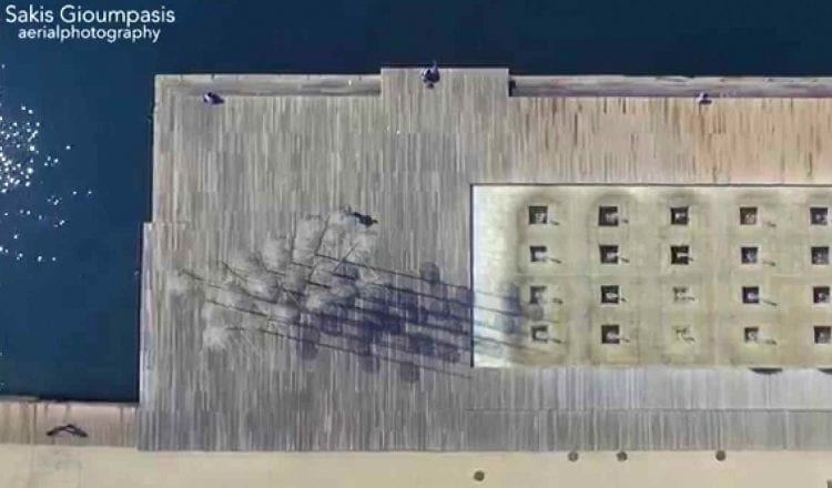 Aerial view of Thessaloniki, μια εντελώς ξεχωριστή ματιά