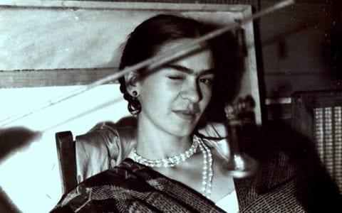 Tίποτα δεν είναι απόλυτο, από τη Frida Kahlo