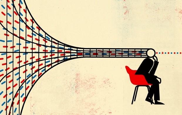 Ναπολέων Χιλ: το μυαλό μας δουλεύει με ό,τι το «ταΐσουμε»