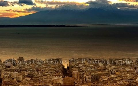 Konstantinos Tls, Thessaloniki my home