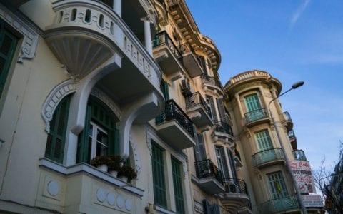 Μια βόλτα στα εξαιρετικά κτίρια της Φιλίππου στη Θεσσαλονίκη