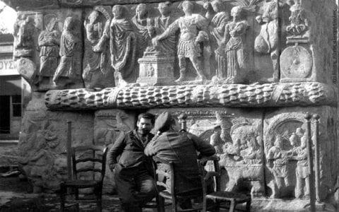 Ιστορίες του δρόμου, Θεσσαλονίκη 1916, η έκθεση, από την ομάδα Παλιές φωτογραφίες της Θεσσαλονίκης